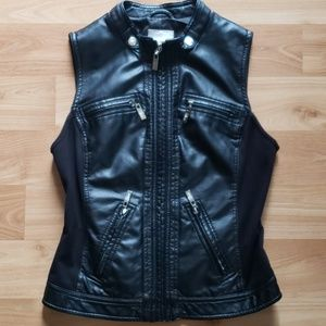 Guess® Vegan Leather Vest